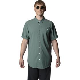 Houdini SS Shirt Men Herr storm green